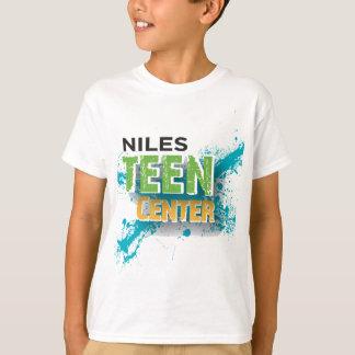 Niles jugendlich Mittellogo T-Shirt