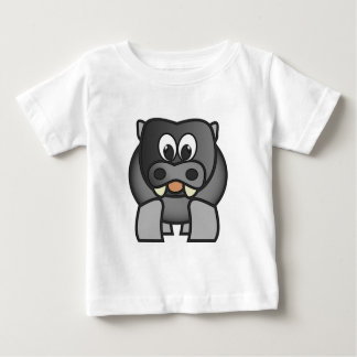 Nilpferd hippo hippopotamus hemd