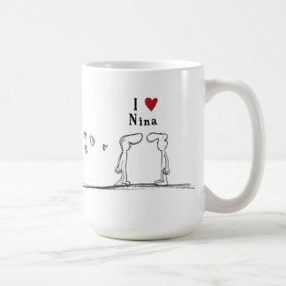 Nina Kaffeetasse