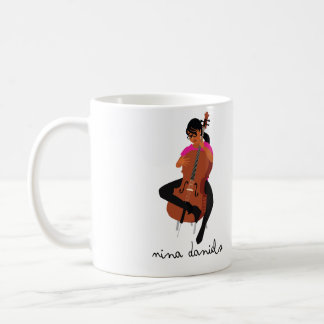 Nina- und Gerry-Tasse Kaffeetasse