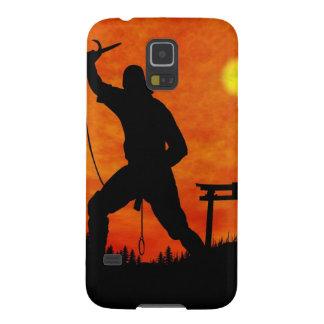 Ninja Angriff Galaxy S5 Hülle