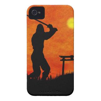 Ninja Angriff iPhone 4 Cover