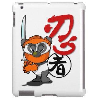 Ninja Bär iPad Fall