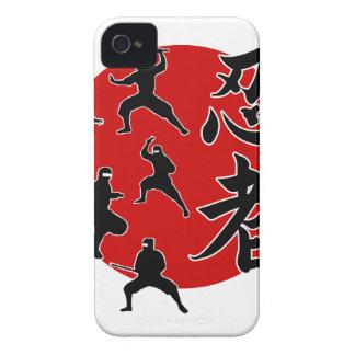 Ninja iPhone 4 Case-Mate Hülle