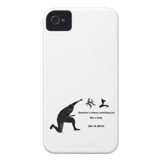 Ninja iPhone 4 Etuis