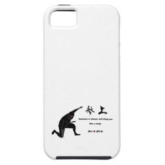 Ninja iPhone 5 Hüllen