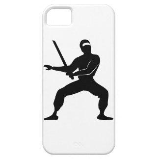 Ninja iPhone Fall iPhone 5 Schutzhüllen