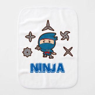 Ninja Junge Baby Spucktuch
