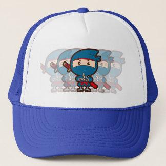 Ninja Junge Truckerkappe