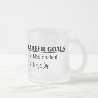 Ninja Karriere-Ziele - MED-Student Mattglastasse