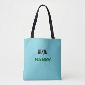 Ninja Kindermädchen! Tasche
