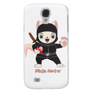 Ninja MEOW™ Galaxy S4 Hülle