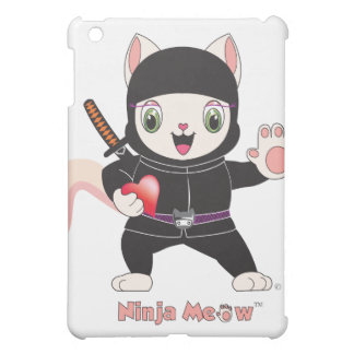 Ninja MEOW™ iPad Fall iPad Mini Hülle