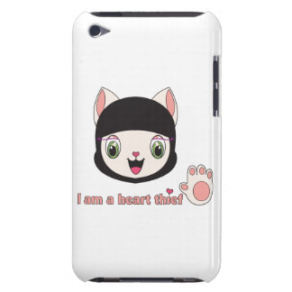 Ninja MEOW™ iPod Touch-Case-Mate Barely There iPod Case