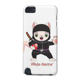 Ninja MEOW™ iPod Touch-Fall iPod Touch 5G Hülle
