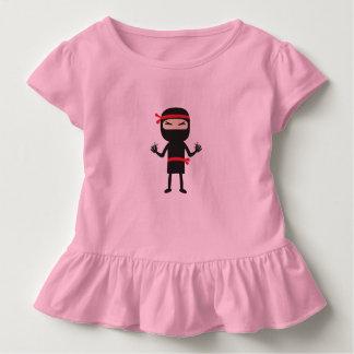 ninja mit Waffe Kleinkind T-shirt