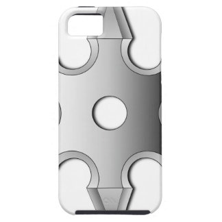 Ninja Stern iPhone 5 Schutzhülle