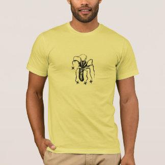 Ninja Tintenfisch T-Shirt