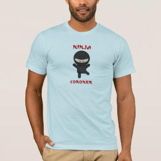 ninja Untersuchungsrichter T-Shirt