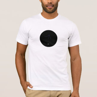 Niona Waage-Konstellations-Stern-T - Shirt für