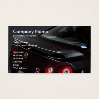nissan-gt-r-specv-08, Firmennamen, Firmendes… Visitenkarte