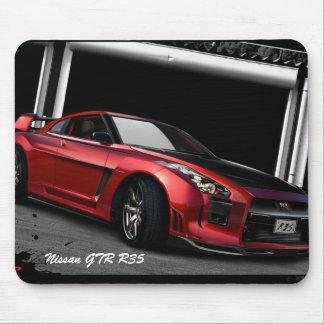 Nissan GTR R35- Mousepad