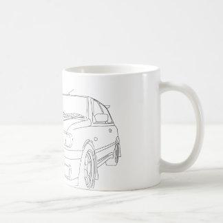 Nissan Pulsar GTiR Kaffeetasse