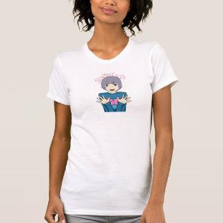 Nitori Aiichirou Welle für Senpai! T-Shirt