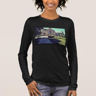 NIU Campus-Shirt Langarm T-Shirt