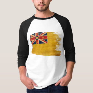 Niue Flagge T-Shirt