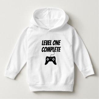 Niveau eins komplett hoodie