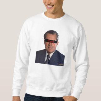 Nixon ist ein Schwindler Sweatshirt