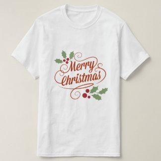 "Njoku ""frohe Weihnacht-"" T-Shirt"