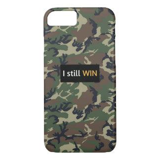 "Njoku ""ISW"" Camouflage iPhone 7/7s Telefon-Fall iPhone 8/7 Hülle"