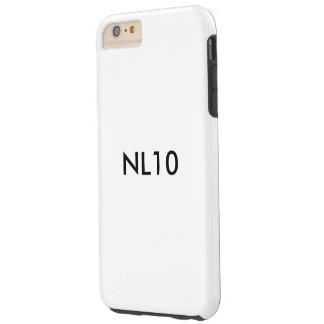 "NL10 ""NLight10"" großer Handyfall Tough iPhone 6 Plus Hülle"