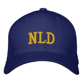 NLD Nordlicht-Tänzer Bestickte Kappe