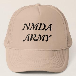 NMDA Armee-Hut Truckerkappe