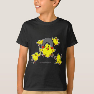NN_Chick_magnet_Dk T-Shirt