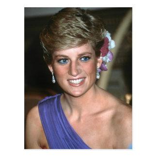 No.146 Prinzessin Diana Thailand 1988 Postkarte