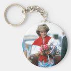 No.51 Prinzessin Diana, Cirencester 1985 Schlüsselanhänger