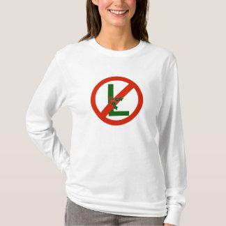 NO-, L Weihnachten-WeihnachtsT - Shirt