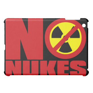NO_NUKES iPad MINI HÜLLE