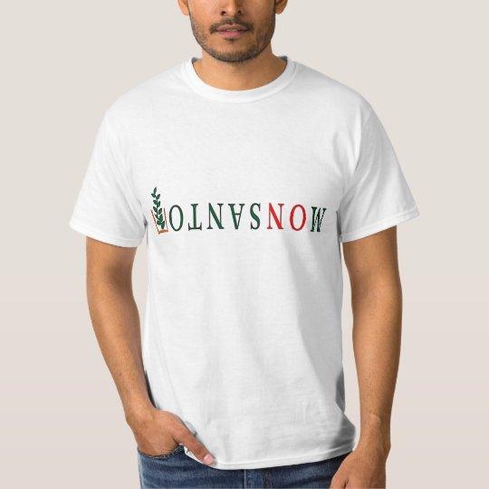 NO to Monsanto T-Shirt