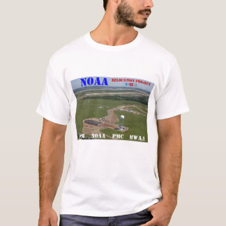 NOAA WETTER-VERLEGUNGS-PROJEKT - besonders T-Shirt