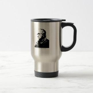 Noam Chomsky Reisebecher