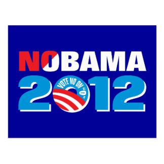 NOBAMA 2012 POSTKARTE