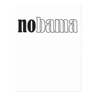 nobama postkarte