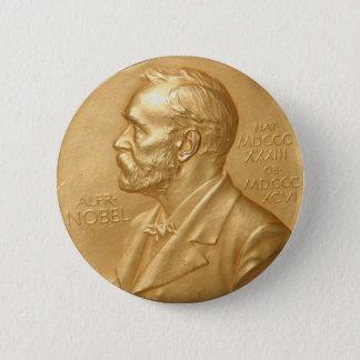 Nobelpreis-Knopf Runder Button 5,1 Cm