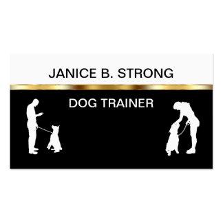 Noble Hundetrainings-Visitenkarten Visitenkarten