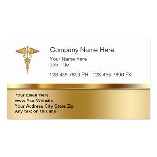 Noble medizinische Visitenkarten